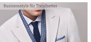 Businesstyle für Trendsetter