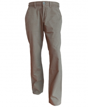 Hattric Chino Harper 5 Pocket Stil Stretch in braun 677905-333320