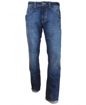 Hattric Jeans Harris Stretch blue Denim 688115-125048