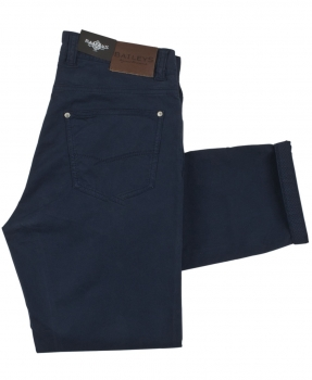 Baileys Chino Bob Five-Pocket-Style in dunkelblau 511120-60