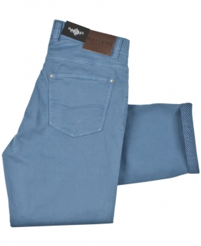 Baileys Chino Bob Five-Pocket-Style in taubenblau 511120-61