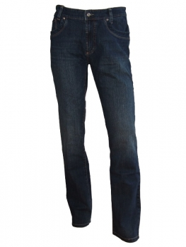 Hattric Jeans Hardy 5 Pocket Stil Stretch in darkblue 688795-434382