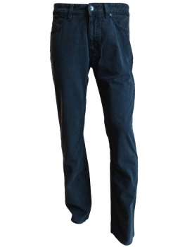 Hattric Jeans Hardy Stretch 5 Pocket Stil in petrol 688645-661939