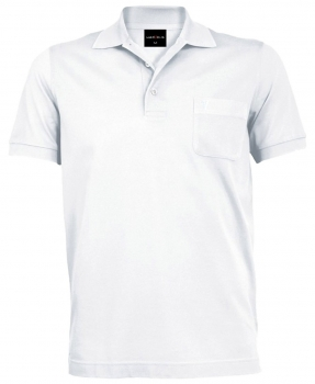 Marvelis Funktions Poloshirt Jersey in weiß 5999-1200
