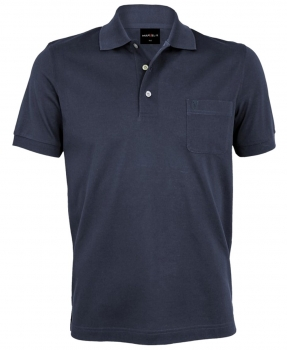 Marvelis Funktions Poloshirt Jersey in dunkelblau 5999-1214