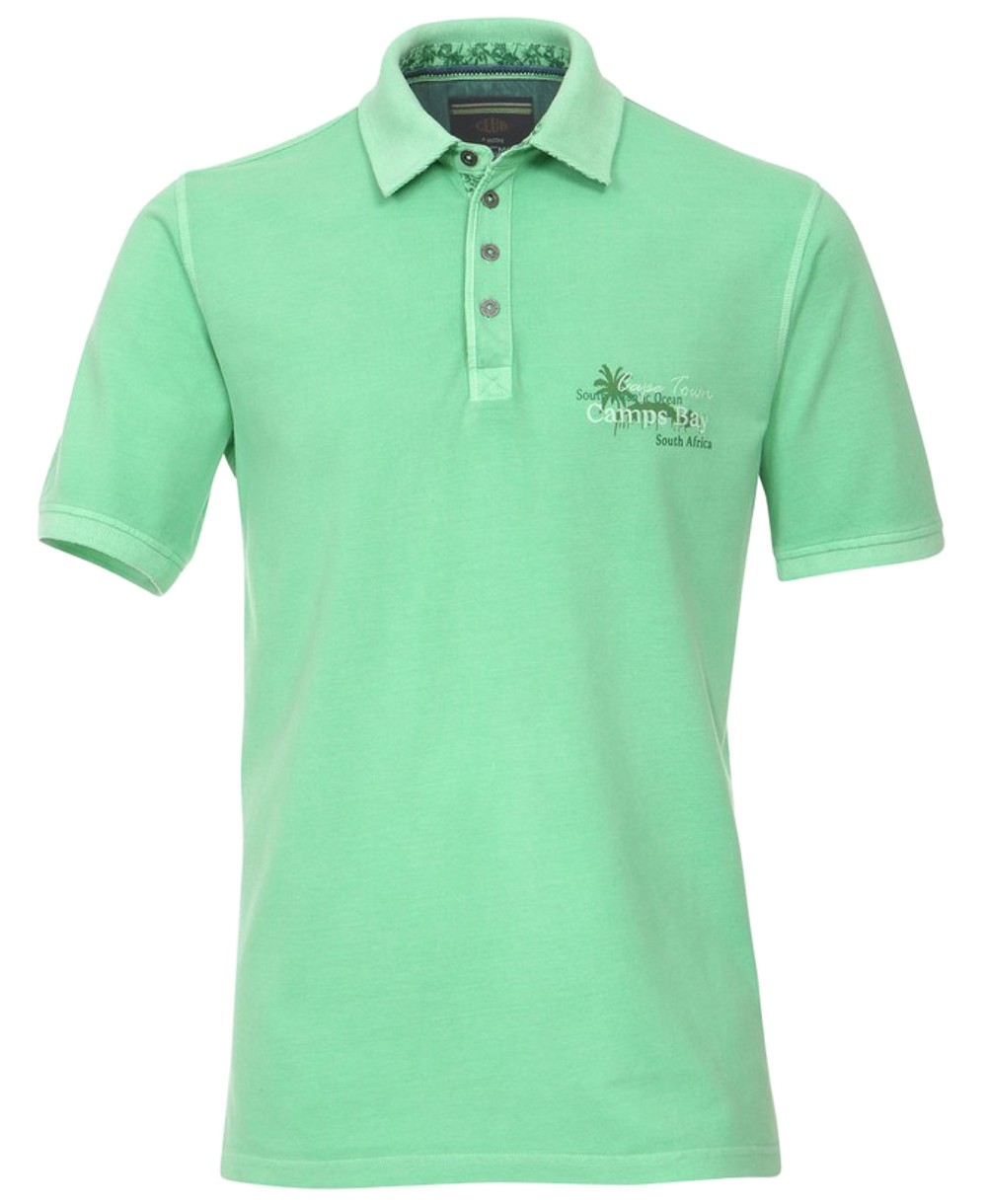 casa moda polo shirt camps bay 962384900 326 hochwertige herrenmode f hrender marken zu fairen. Black Bedroom Furniture Sets. Home Design Ideas