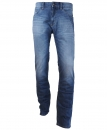 Hattric Jeans Harris soft blue Tailored Denim 688195-575543