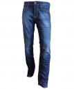 Hattric Jeans Harris Tailored Denim in darkblue 688835-471248